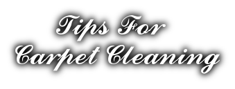 Tips For Excellent Cleaning